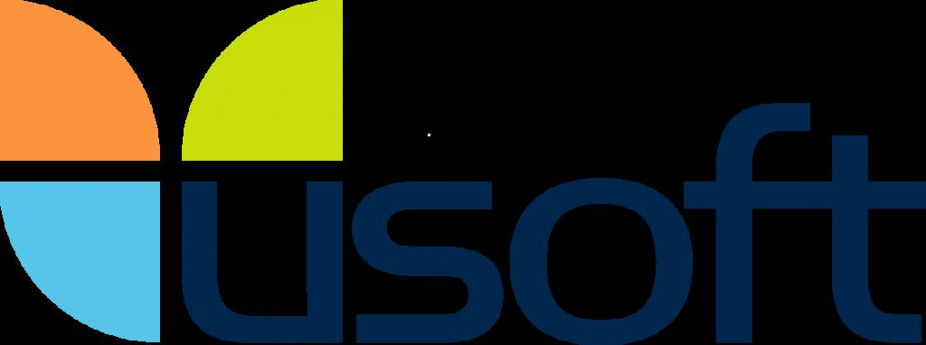 Usoft logo